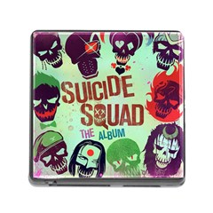 Panic! At The Disco Suicide Squad The Album Memory Card Reader (square) by Samandel