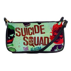 Panic! At The Disco Suicide Squad The Album Shoulder Clutch Bags by Samandel