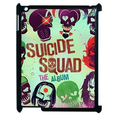 Panic! At The Disco Suicide Squad The Album Apple Ipad 2 Case (black) by Samandel