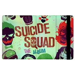 Panic! At The Disco Suicide Squad The Album Apple Ipad 3/4 Flip Case by Samandel