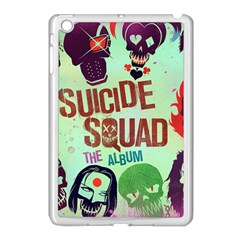 Panic! At The Disco Suicide Squad The Album Apple Ipad Mini Case (white) by Samandel