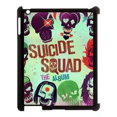 Panic! At The Disco Suicide Squad The Album Apple Ipad 3/4 Case (black) by Samandel