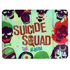 Panic! At The Disco Suicide Squad The Album Samsung Galaxy Tab 7  P1000 Flip Case by Samandel