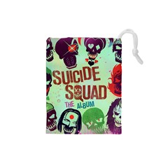 Panic! At The Disco Suicide Squad The Album Drawstring Pouches (small)