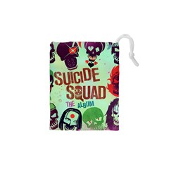 Panic! At The Disco Suicide Squad The Album Drawstring Pouches (xs)  by Samandel