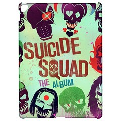 Panic! At The Disco Suicide Squad The Album Apple Ipad Pro 12 9   Hardshell Case by Samandel