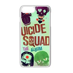 Panic! At The Disco Suicide Squad The Album Apple Iphone 7 Plus Seamless Case (white) by Samandel