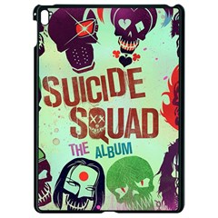 Panic! At The Disco Suicide Squad The Album Apple Ipad Pro 9 7   Black Seamless Case by Samandel