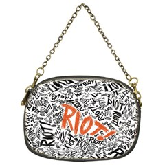 Paramore Is An American Rock Band Chain Purses (one Side)  by Samandel