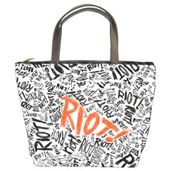 Paramore Is An American Rock Band Bucket Bags by Samandel