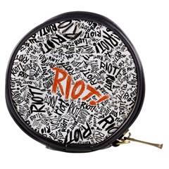 Paramore Is An American Rock Band Mini Makeup Bags by Samandel