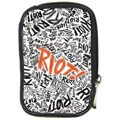 Paramore Is An American Rock Band Compact Camera Cases by Samandel
