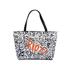 Paramore Is An American Rock Band Shoulder Handbags by Samandel