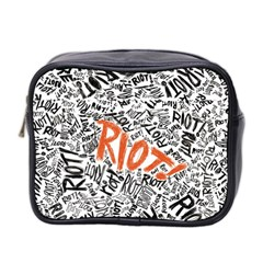 Paramore Is An American Rock Band Mini Toiletries Bag 2 Side