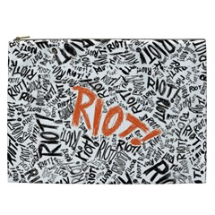 Paramore Is An American Rock Band Cosmetic Bag (xxl)  by Samandel