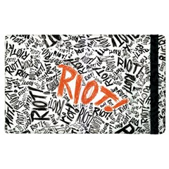 Paramore Is An American Rock Band Apple Ipad 3/4 Flip Case by Samandel