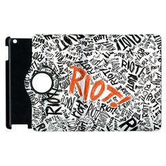 Paramore Is An American Rock Band Apple Ipad 3/4 Flip 360 Case by Samandel