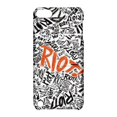 Paramore Is An American Rock Band Apple Ipod Touch 5 Hardshell Case With Stand by Samandel
