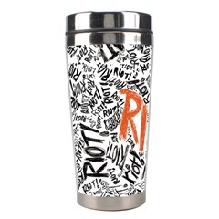Paramore Is An American Rock Band Stainless Steel Travel Tumblers by Samandel
