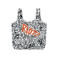 Paramore Is An American Rock Band Full Print Recycle Bags (s)  by Samandel
