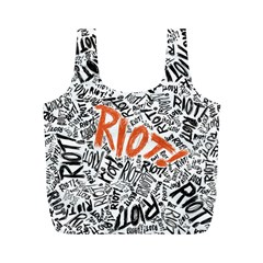 Paramore Is An American Rock Band Full Print Recycle Bags (m)  by Samandel