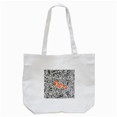 Paramore Is An American Rock Band Tote Bag (white) by Samandel