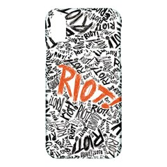 Paramore Is An American Rock Band Apple Iphone X Hardshell Case