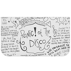 Panic! At The Disco Lyrics Lunch Bag by Samandel