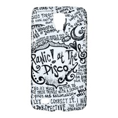 Panic! At The Disco Lyric Quotes Galaxy S4 Active by Samandel