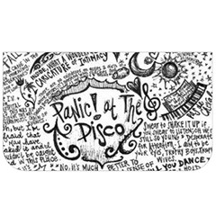 Panic! At The Disco Lyric Quotes Lunch Bag by Samandel