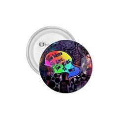 Panic! At The Disco Galaxy Nebula 1 75  Buttons by Samandel