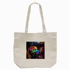 Panic! At The Disco Galaxy Nebula Tote Bag (cream)