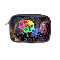 Panic! At The Disco Galaxy Nebula Coin Purse