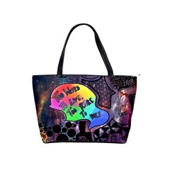 Panic! At The Disco Galaxy Nebula Shoulder Handbags