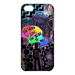 Panic! At The Disco Galaxy Nebula Apple Iphone 5c Hardshell Case