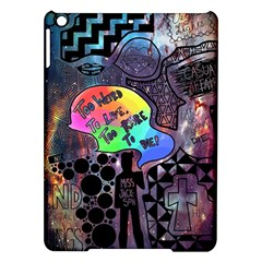 Panic! At The Disco Galaxy Nebula Ipad Air Hardshell Cases