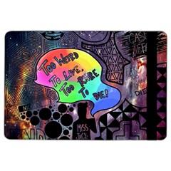 Panic! At The Disco Galaxy Nebula Ipad Air 2 Flip