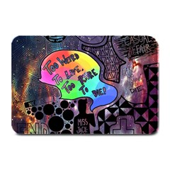 Panic! At The Disco Galaxy Nebula Plate Mats