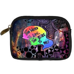 Panic! At The Disco Galaxy Nebula Digital Camera Cases by Samandel