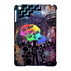 Panic! At The Disco Galaxy Nebula Apple Ipad Mini Hardshell Case (compatible With Smart Cover)