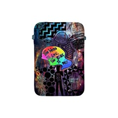 Panic! At The Disco Galaxy Nebula Apple Ipad Mini Protective Soft Cases by Samandel