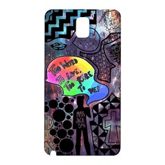 Panic! At The Disco Galaxy Nebula Samsung Galaxy Note 3 N9005 Hardshell Back Case