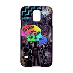 Panic! At The Disco Galaxy Nebula Samsung Galaxy S5 Hardshell Case