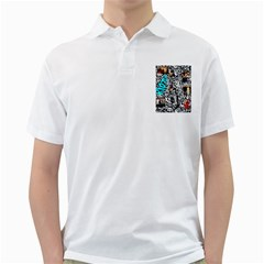 Panic! At The Disco College Golf Shirts