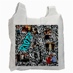 Panic! At The Disco College Recycle Bag (two Side)
