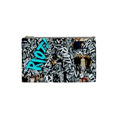 Panic! At The Disco College Cosmetic Bag (small)
