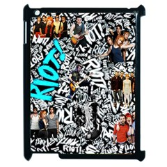 Panic! At The Disco College Apple Ipad 2 Case (black) by Samandel