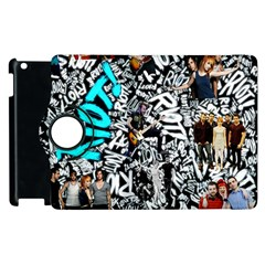 Panic! At The Disco College Apple Ipad 3/4 Flip 360 Case by Samandel