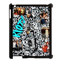 Panic! At The Disco College Apple Ipad 3/4 Case (black)