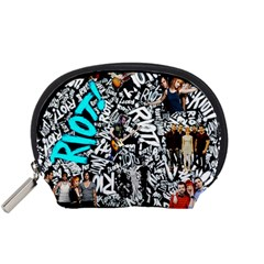 Panic! At The Disco College Accessory Pouches (small)  by Samandel